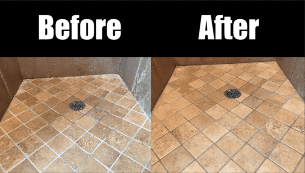 How To Clean Travertine Showers Cleaning Transformation With Confidence